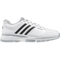 Adidas Barricade 7 Womens Shoes (Wht/ Blk/ Sil)