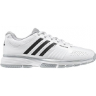 Adidas Barricade 7 Womens Shoes (Wht/ Blk/ Sil) - Tennis Shoes