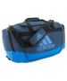 Adidas Defender II Medium Duffel Bag (Mineral Blue/Shock Blue) - Adidas Tennis Bags