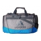 Adidas Defender II Small Duffel Bag (Grey/Blue/Space/Grey) - Adidas Tennis Bags