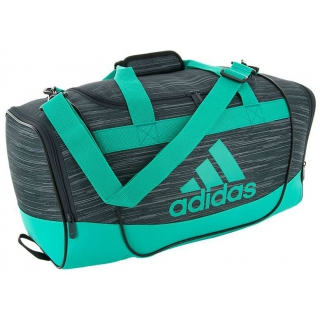 ac691b14ae Adidas Defender II Small Duffel Bag (Deepest Space Freerun Shock Mint)