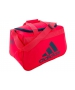 Adidas Diablo Small Duffel Bag (Shock Red/Mineral) - Adidas Tennis Bags
