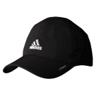Adidas Men's adiZero Tennis Cap (Blk/ Gry) - Tennis Apparel