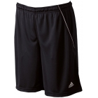 Adidas Men's Basic Bermuda Short (Blk/ Wht) - Men's Shorts Tennis Apparel