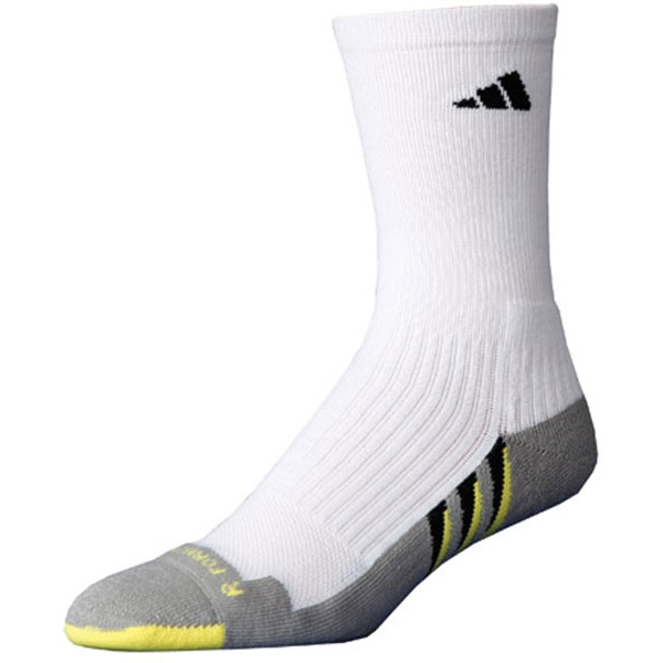 Adidas Men's Formotion Cushion Crew Sock (Medium)