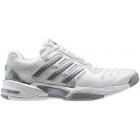 Adidas Response Comp 2 Womens Shoes (White/ Sil) - Women's Tennis Shoes