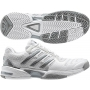 Adidas Response Comp 2 Womens Tennis Shoes (White/ Sil)