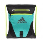 Adidas Rumble Sack Backpack (EQT Green/Semi Solar Slime/Black) - Tennis Racquet Bags