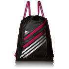 adidas Strength Sackpack (Black/Bold Pink) - New Tennis Bags