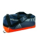 Adidas Team Issue Medium Duffel Bag (Collegiate Navy/Bold Orange) - Adidas Tennis Bags