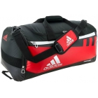 Adidas Team Issue Large Duffel Bag (Scarlet) - Tennis Racquet Bags