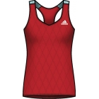 Adidas Women's Essential Tank 1 (Org/ Grn) - Adidas Tennis Apparel