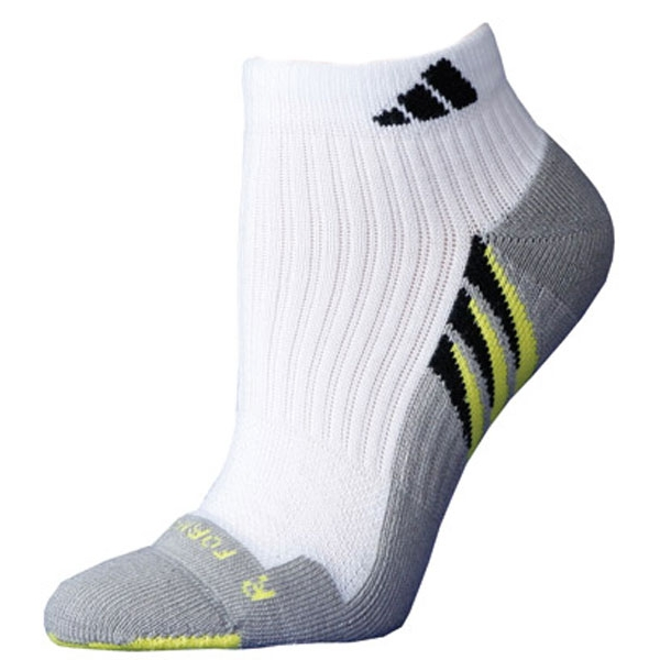 Adidas Women's Formotion Cushion Low-Cut Sock (Small)