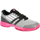 Adidas adiZero Ubersonic Courtwalk Women's (Black/White/Pink) - Tennis Shoes Sale
