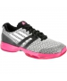 Adidas adiZero Ubersonic Courtwalk Women's (Black/White/Pink) - Tennis Shoes