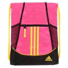 Adidas Alliance II Sack Backpack (Shock Pink/Solar Gold) - Adidas Tennis Bags