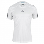 Adidas Andy Murray Barricade ClimaCool Chill Tee (White) - Tennis Apparel
