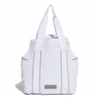 Adidas by Stella McCartney Women's Tennis Bag (White/Mid Grey/Gun Metal) - Women's Tennis Bags