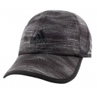 Adidas Men's Adizero Extra Cap (Black/ Heather) - Tennis Hats