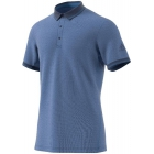 Adidas Men's Pique Tennis Polo (Noble Indigo) - Men's Polo Shirts