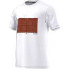 Adidas Men's RG Y-3 Logo Tennis Tee - Adidas Men's Apparel Tennis Apparel