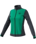adidas Women's Roland-Garros 2017 Ball Girl Tennis Jacket (Night Grey/Core Green/Black) - Women's Outerwear