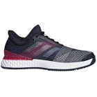 Adidas Men's Adizero Ubersonic 3.0 Clay Court Tennis Shoes (Legend Ink/White/Shock Pink) - Tennis Shoes