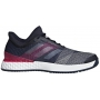 Adidas Men's Adizero Ubersonic 3.0 Clay Court Tennis Shoes (Legend Ink/White/Shock Pink)
