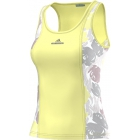 Adidas Stella McCartney Roland Garros Tank (Fresh Yellow) - Adidas Tennis Apparel