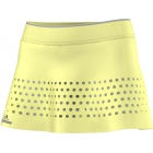 Adidas Stella McCartney Roland Garros Skort (Fresh Yellow) - Women's Skorts Tennis Apparel