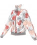 Adidas Stella McCartney Jacket (Lipstick/ Powder Rose) - Women's Tops Tank Tops Tennis Apparel