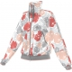 Adidas Stella McCartney Jacket (Lipstick/ Powder Rose) - Women's Tennis Apparel