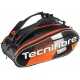 Tecnifibre Air Endurance 12R Tennis Bag (Black/Orange) - Tecnifibre Tennis Bags