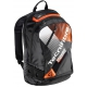 Tecnifibre Air Endurance Tennis Backpack (Black/Orange) - Tecnifibre Tennis Bags
