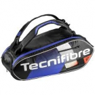 Tecnifibre Air Endurance 9R Tennis Bag (Black/White/Red) - Tecnifibre