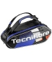 Tecnifibre Air Endurance 9R Tennis Bag (Black/White/Red) - Tecnifibre Endurance Tennis Bags and Backpacks