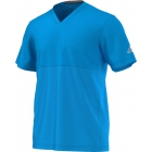 Adidas Men's Uncontrol Climachill Tee (Shock Blue/ Silver) - Men's Adidas Apparel