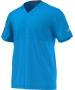 Adidas Men's Uncontrol Climachill Tee (Shock Blue/ Silver) - Discount Tennis Apparel