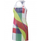 Adidas Women's adiZero Dress (White/ Red/ Print) - Women's Adidas Apparel