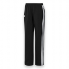 Adidas Women's T16 CC Team Tennis Pants (Black/White) - Adidas Women's Tennis Dresses, Jackets & Pants