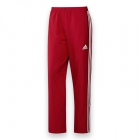 Adidas Men's T16 CC Team Tennis Pants (Red/White) - New Style Tennis Apparel