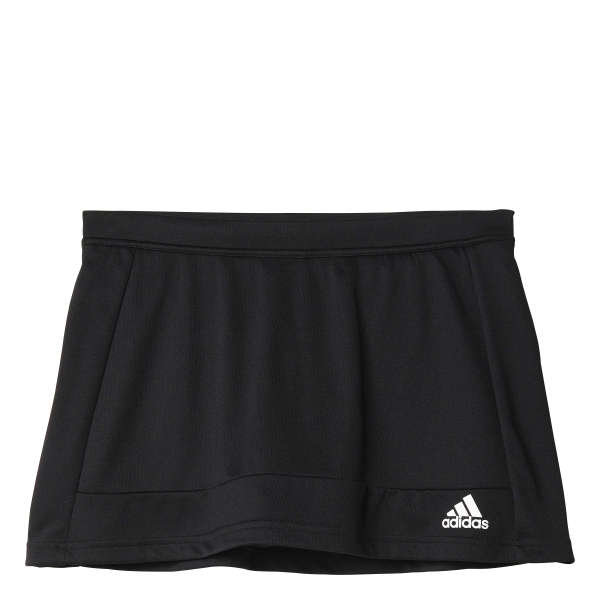 Adidas Women's T16 Team Tennis Skort (Black/ White)