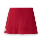 Adidas Women's T16 CC Team Tennis Skort (Red/White) - Women's Shorts