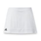 Adidas Women's T16 CC Team Tennis Skort (White/Black) - Women's Shorts