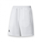 Adidas Men's T16 CC Team Tennis Shorts (White/Black) - Adidas Men's Tennis Apparel