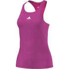 Adidas Women`s Uncontrol Climachill Tank (Pink/ Silver) - MAP Products