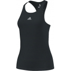 Adidas Women`s Uncontrol Climachill Tank (Black/ Silver) - Tennis Apparel Brands