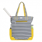 Ame & Lulu Tilly Emerson Tennis Tote - Ame and Lulu Emerson Tennis Tote Bags