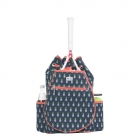 Ame & Lulu Pineapple Kinglsey Tennis Backpack - Ame and Lulu Kingsley Tennis Backpacks