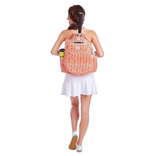 Ame & Lulu Tango Kinglsey Tennis Backpack